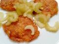 Kimchi Pancakes mit Sellerie